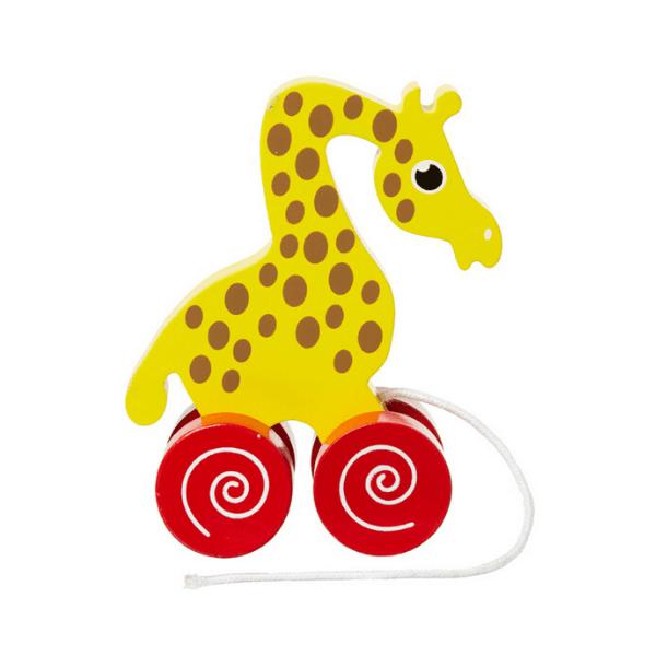 Žival na kolesih žirafa