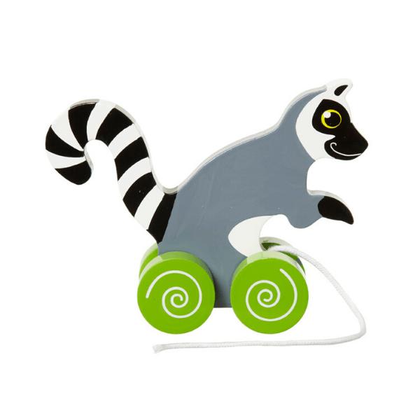 Žival na kolesih lemur