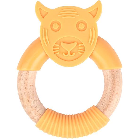Grizalo tiger oranžen