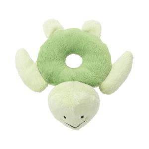 Plišasta ropotuljica želva