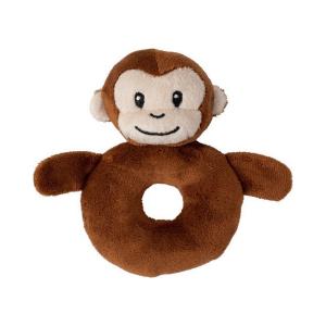 Plišasta ropotuljica opica