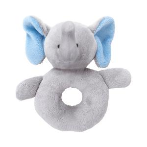 Plišasta ropotuljica slon