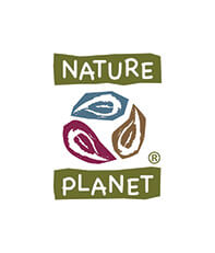 Nature planet logo