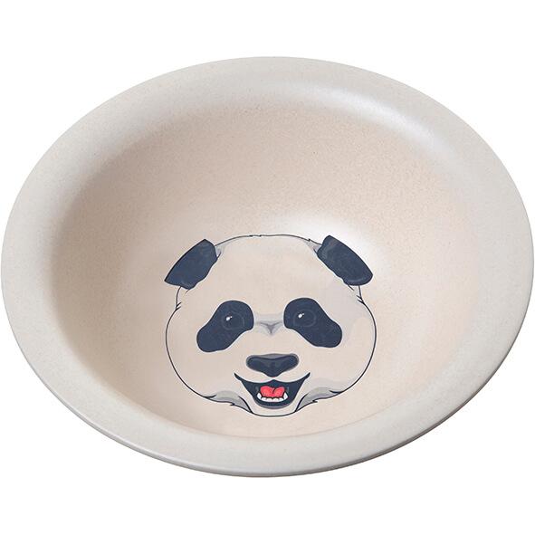 Bambusova skledica panda