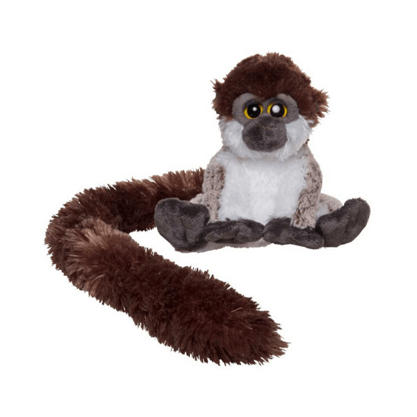 Opica z dolgim repom brezpalčarka