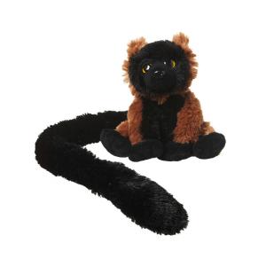 Opica z dolgim repom lemur rdeči