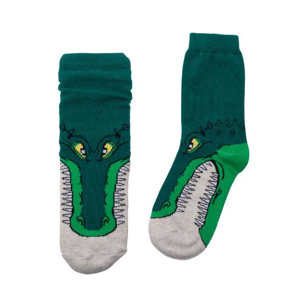 Nogavice krokodil