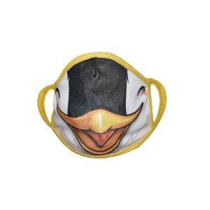 Obrazna maska pingvin 1