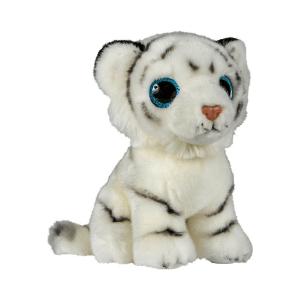 Glitter očki beli tiger