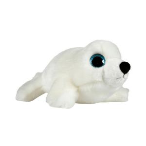 Glitter očki beli tjulenj