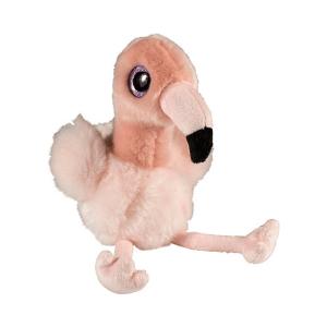 Glitter očki flamingo