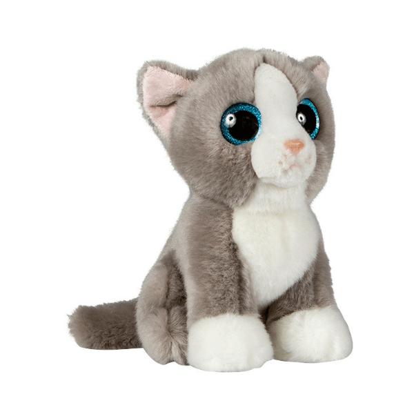 Glitter očki mačka