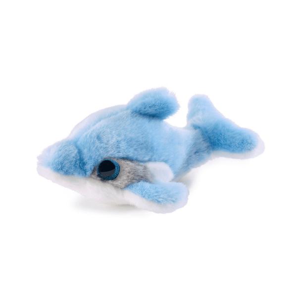 Glitter očki modri delfin