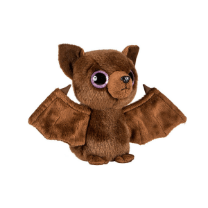 Glitter očki netopir