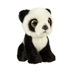 Glitter očki panda