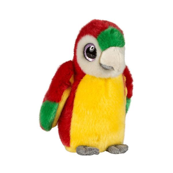 Glitter očki papagaj