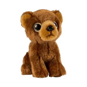 Glitter očki rjavi medved