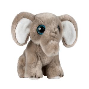 Glitter očki slon