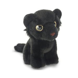 Glitter očki črni panter